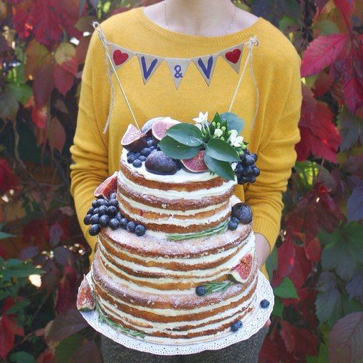 Красивые свадебные торты. Виды свадебных тортов.