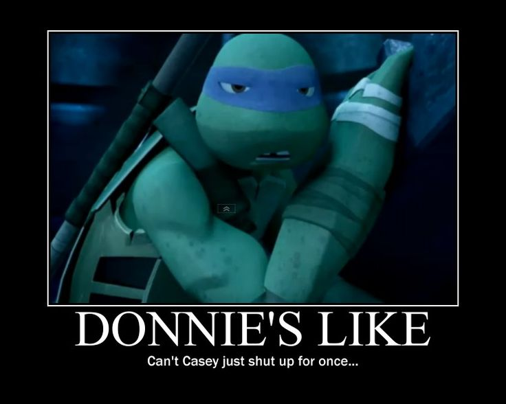 Donnie's Like by TamTheThunder on deviantART / / its funny cause my name is Casey xD -Casey