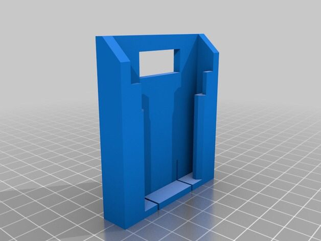 """The 3D printer file comes from """"Thingiverse""""  Here's a link  http://www.thingiverse.com/thing:772345"""
