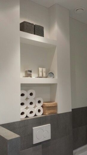 1000 idee n over badkamer op pinterest toiletruimte for Design planken badezimmer