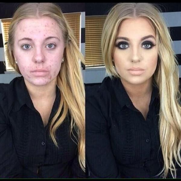 The Power of Makeup                                                                                                                                                                                 More