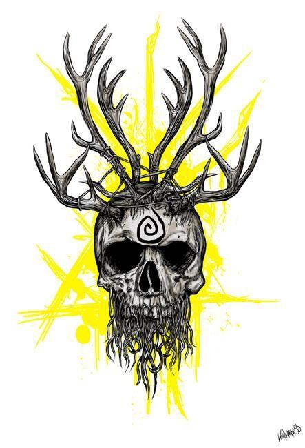 True Detective - ''Yellow King'' - Vertebrae33 ----