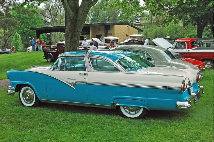 1000+ Images About 1956 Ford Crown Victoria On Pinterest