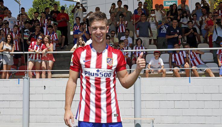 Luciano Vietto es nueva estrella del Atlético de Madrid 2015 2016