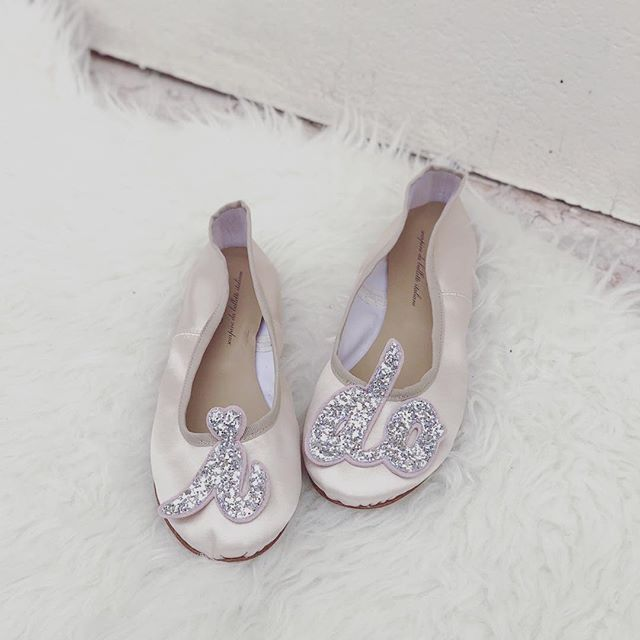 sports shoes 9bbed 2ee2c I DO Satin ballet flats are now on stock! { check link in ...