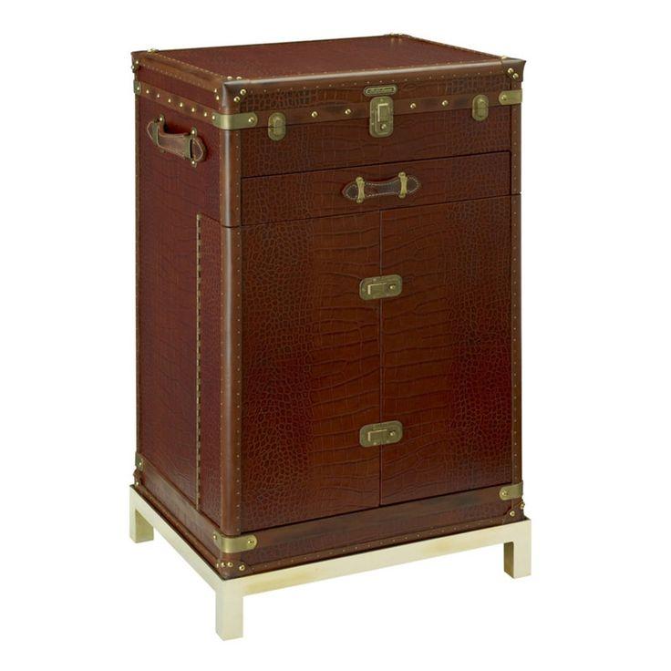New Safari Bar - Servers / Consoles - Furniture - Products - Ralph Lauren Home - RalphLaurenHome.com