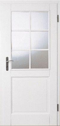 interierove dvere masiv 2FG LA 46 normal