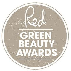 VOYA Time To Shine  - Best In-Shower Body Buffer VOYA Lazy Days - Best Spa-style Treatment awarded by Red Magazine Green Beauty Awards 2014