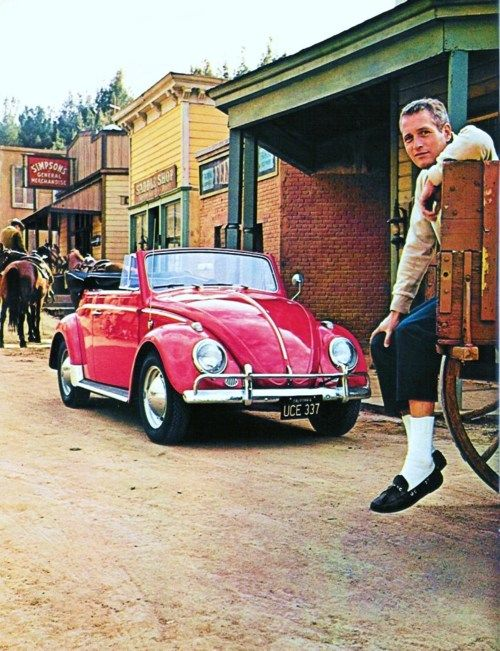 Paul Newman, Buckets Lists, Vw Beetles, Vw Bugs, Cars, Doces Paul, Paulnewman, Ws, People