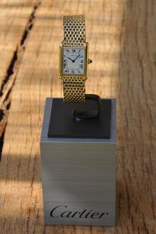 Cartier Tank Gold Original Bracelet