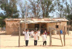 Escuelas en mal estado