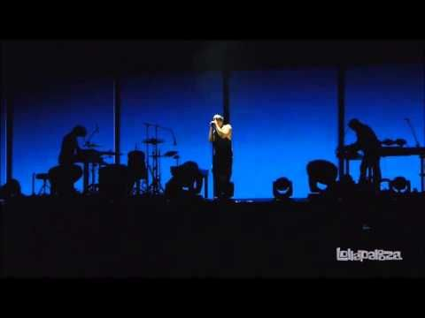Nine Inch Nails' Headline Performance at Lollapalooza 2013