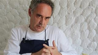 """Interview With Ferran Adrià: """"In 2013 We'll Return To Gastronomy"""""""