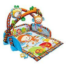 14% Off was $79.99, now is $69.00! B Kids Play with Me Gym