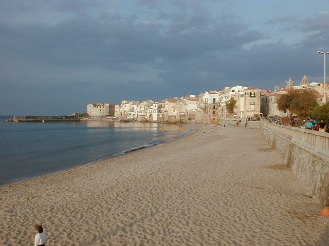 Spiaggia di Cefalù