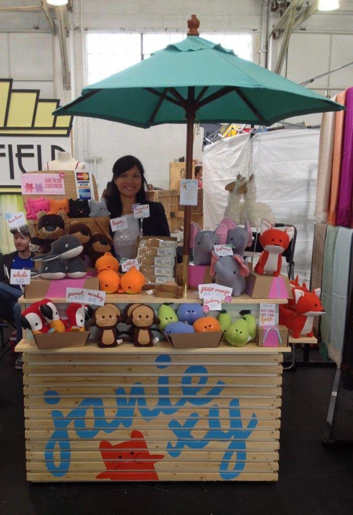 Janie S Booth Craft Fair Display Ideas Dear Handmade