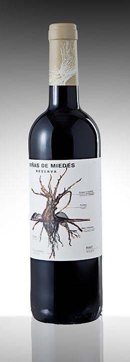 Viñas de Miedes Reserva | Bodegas San Alejandro