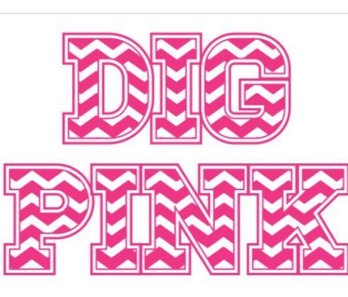 Dig Pink Shirts