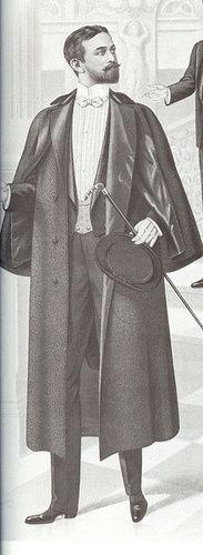Victorian Overcoat | Inverness Cape Coat