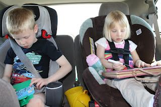 Ideas for How to Travel With Young Children And Not Go Crazy!