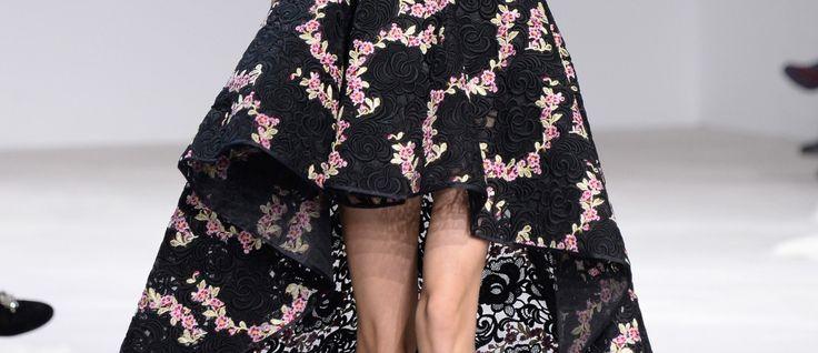 Giambattista Valli Spring 2016 Couture - details