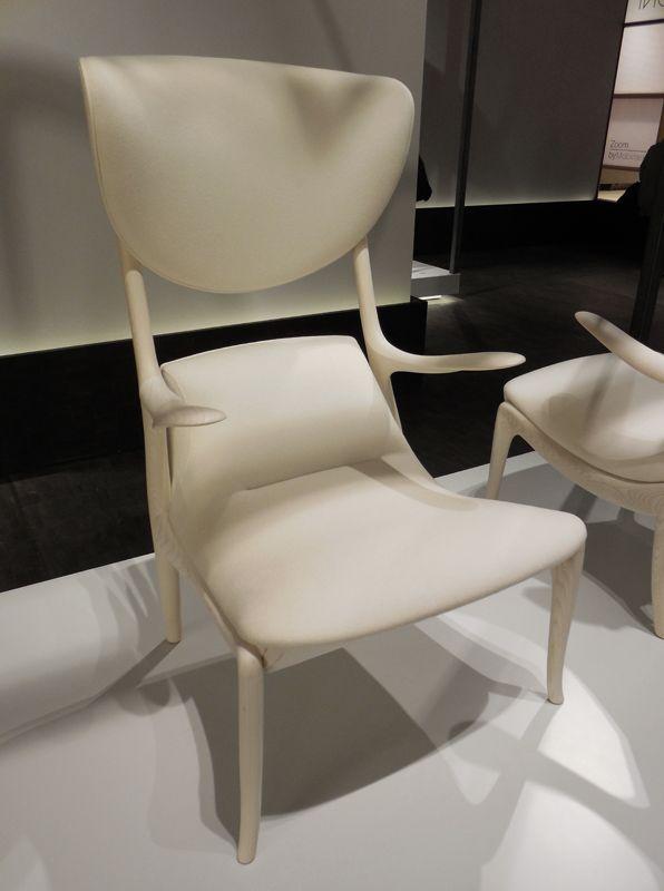 Star Trek Chair By Roberto Lazzeroni For Ceccotti.