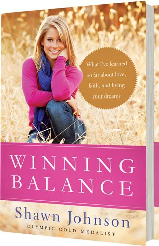 """Winning Balance"" by Olympic gymnast Shawn Johnson made the NYT Bestsellers extended list!  On my books to read this summer, list."