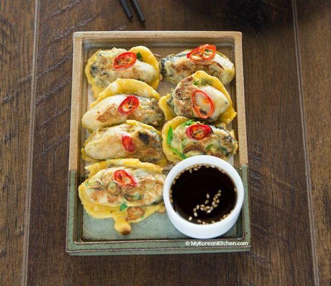 Cara Membuat Gul Jeon, Pancake Kerang ala Korea > Kuliner | club.iyaa.com