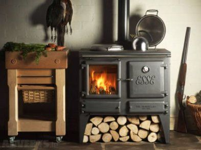Esse Ironheart Multi Fuel  Wood Burning Stove, New Stoves For Sale in Skibbereen, Cork, Ireland for 4000.00 euros on Adverts.ie.