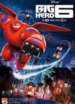 6 Süper Kahraman – Big Hero 6 (2014) izle