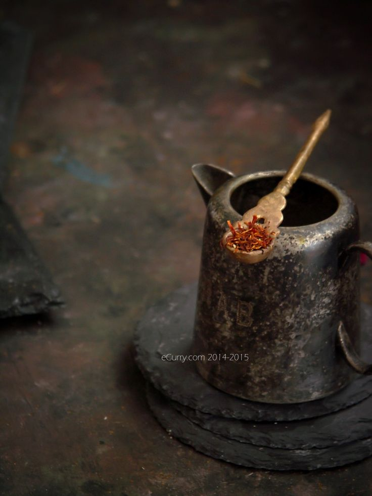 saffron | food photography