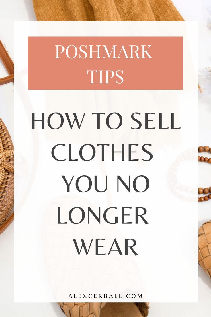 How To Sell Clothes On Poshmark And Be Successful 2020 In 2020 Things To Sell Selling Clothes How To Sell Clothes