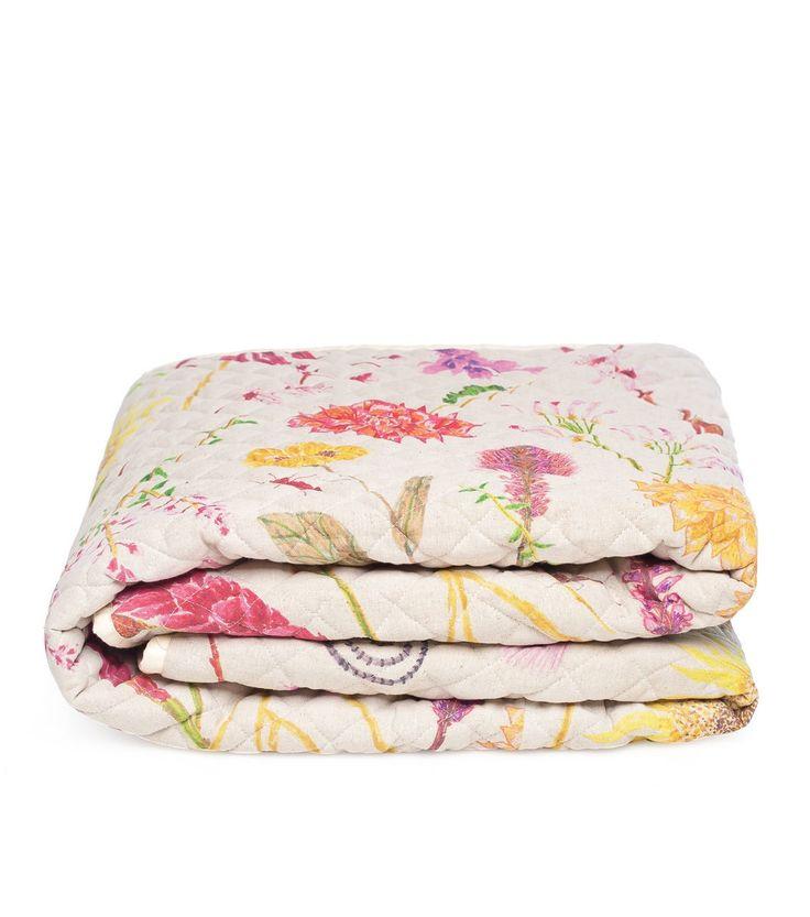 Garden Bed Quilt