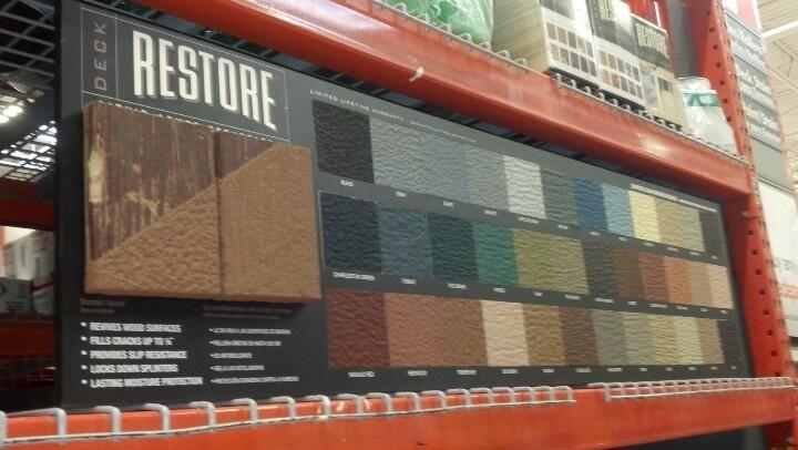 Restore Old Deck Boards Paint Colors Pinterest Decks