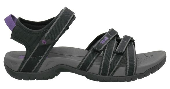 Womens Tirra By Teva Footwear -- these are my absolute favorite shoes (I have them in black and red) and now they're in green! and pale blue! and bright purple and brown! I wear a size 9, feel free to make my day! ;)