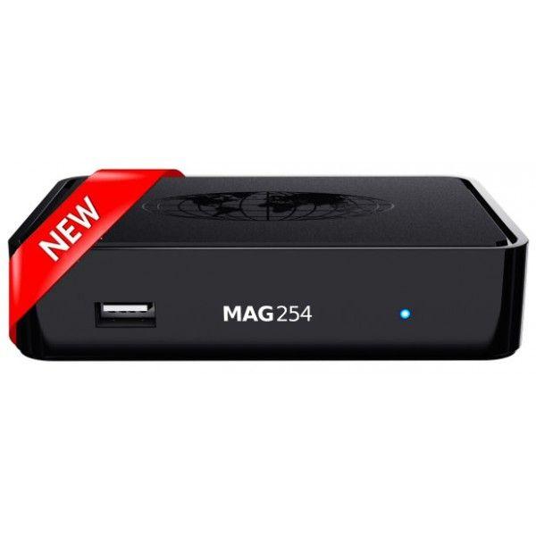 IPTV STB MAG254 + gratis HDMI kabel