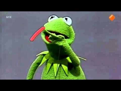 Sesamstraat - Kermit tekent een 2
