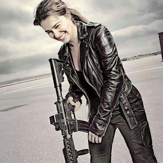 Emilia Clarke - Terminator GENISYS