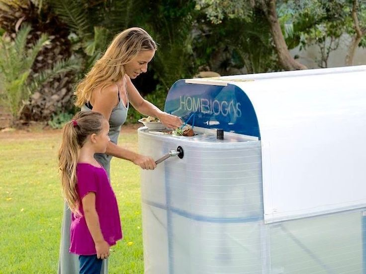 Off Grid Device Converts Household Waste in to Sustainable Energy | Homestead Guru