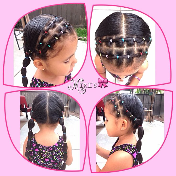 Toddler Hairstyles Short Hair : Best 25 mixed girl hairstyles ideas on pinterest