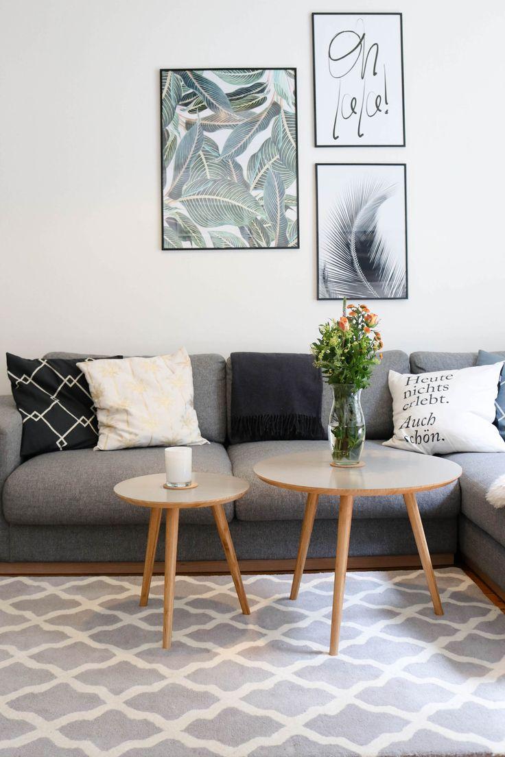 Roomtour: Scandinavian Living Room. Wohnzimmer IdeenSkandinavisch ...