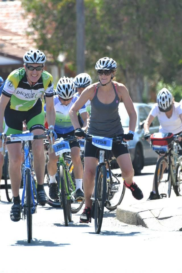 Bicycle NSW CEO on the Spring Cycle