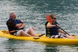 Kayaking of Phoenix Cruise