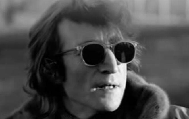 John Lennon October 1980.