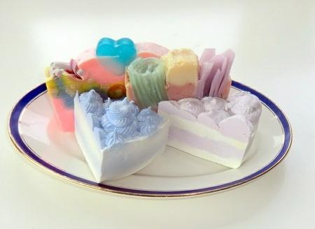 Cold prosess soaps, alavendel.epla.no