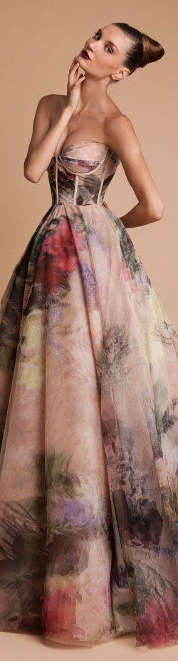 ❤️ Rani Zakhem / Haute Couture > Fall-Winter 2013/14