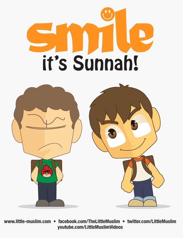 Islam - Smile it's Sunnah :)