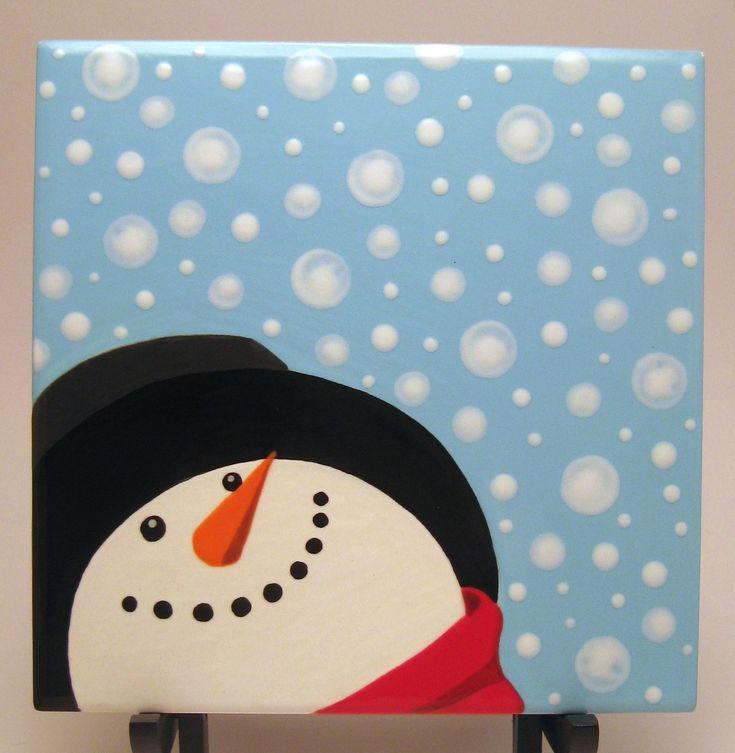 125 Snowman