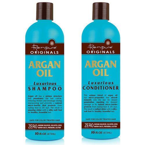 Soapbox Coconut Oil Shampoo 5 Argan Oil Coconut Oil