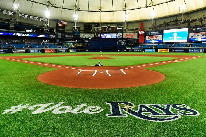 Should The Rays Just Move To Montreal Tampa Bay Rays Montreal Tampa Bay